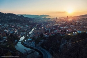 Sarajevo (foto: https://www.flickr.com/photos/m1key-me/)